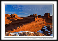 'Shadow of an Icon' ~ Arches Nat'l Park