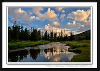 'Bear River Morning' ~ Christmas Meadows/High Uintas