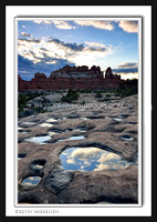 'Cloud Pool' ~ Canyonlands Back Country