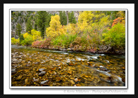 'Along the Logan River' ~ Scenic Hwy 89