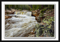 'Rushing Waters' ~ Provo River/Uinta Mountains