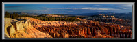 'Inspiration Point' ~ Bryce Canyon Nat'l Park