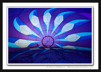'Purple Pinwheel' ~ Ogden Valley Balloon Fest (2014)