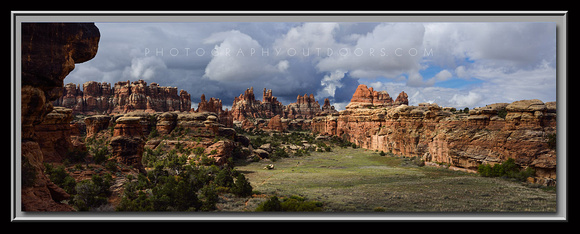 'South to Chesler Park' ~ Needles District/Canyonlands