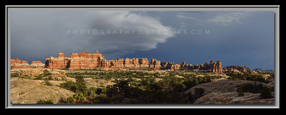 'Spires of Chesler Park' ~ Needles District/Canyonlands