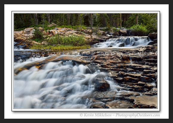 'Water Steps' ~ High Uintas