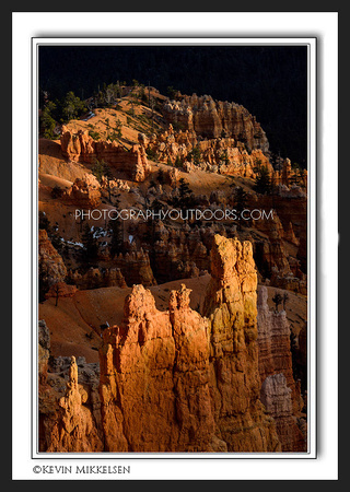 'Winters Last Light' ~ Bryce Canyon