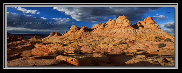 'Sunset Spires' ~ Vermilion Cliffs