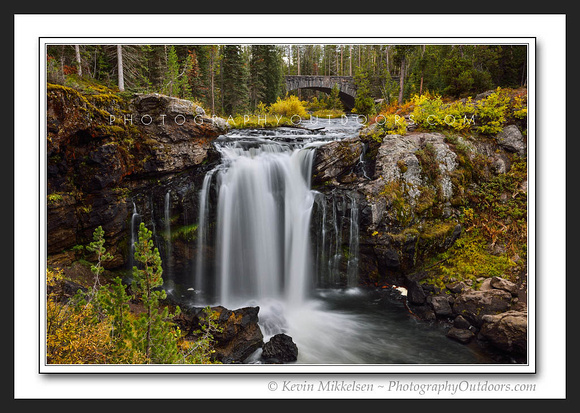 'Crawfish Falls' ~ Yellowstone Nat'l Park