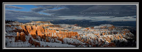 'Sunset on Sunset Point' ~ Bryce Canyon