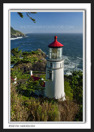 'Heceta Head Point' ~ near Florence
