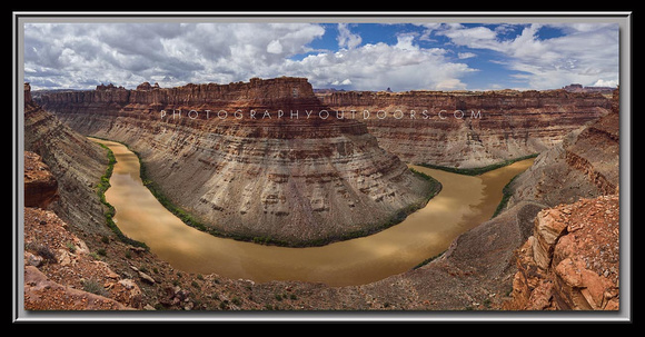 'The Confluence' ~ Canyonlands Nat'l Park