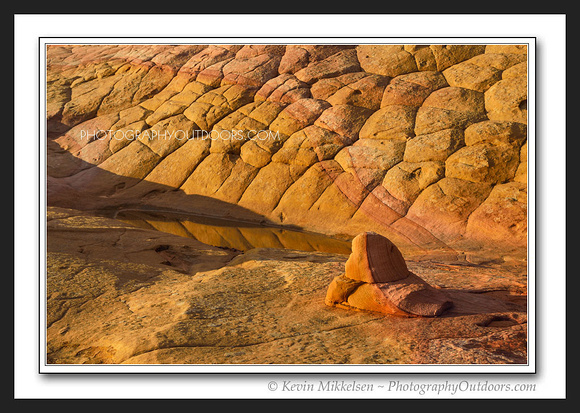 'Lollipop Sunset' ~ Vermilion Cliffs