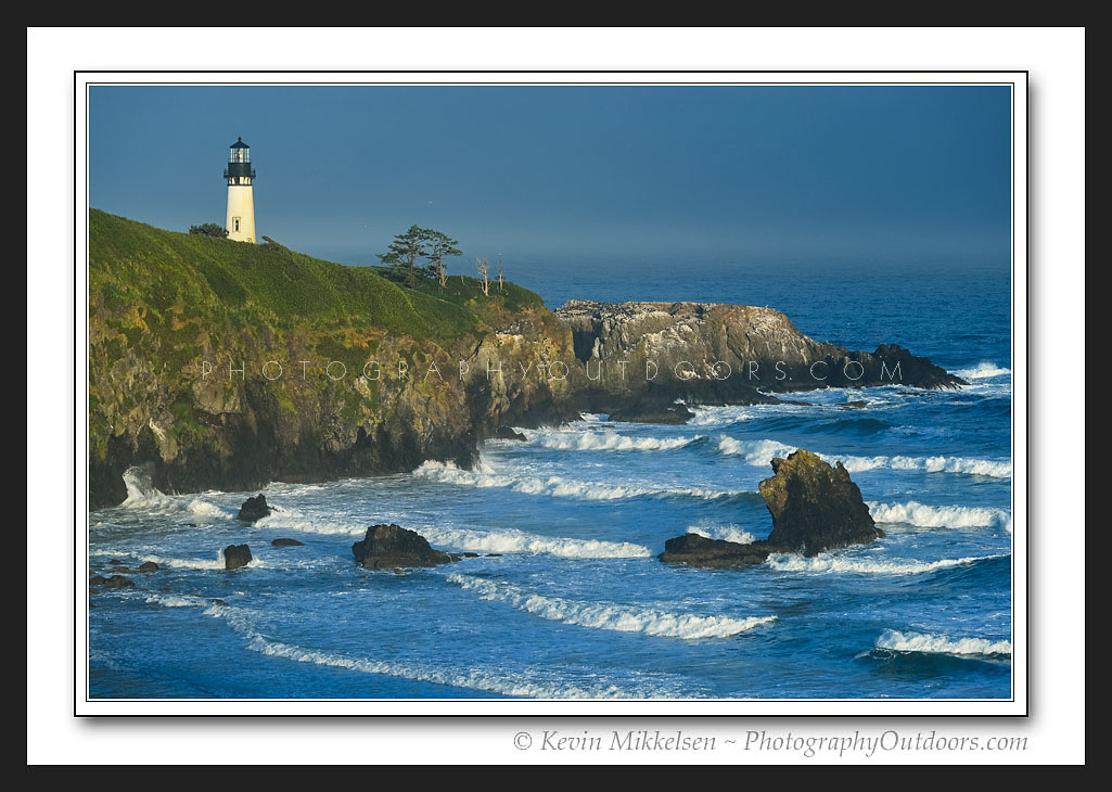 'Yaquina Head Sunrise' ~ near Newport